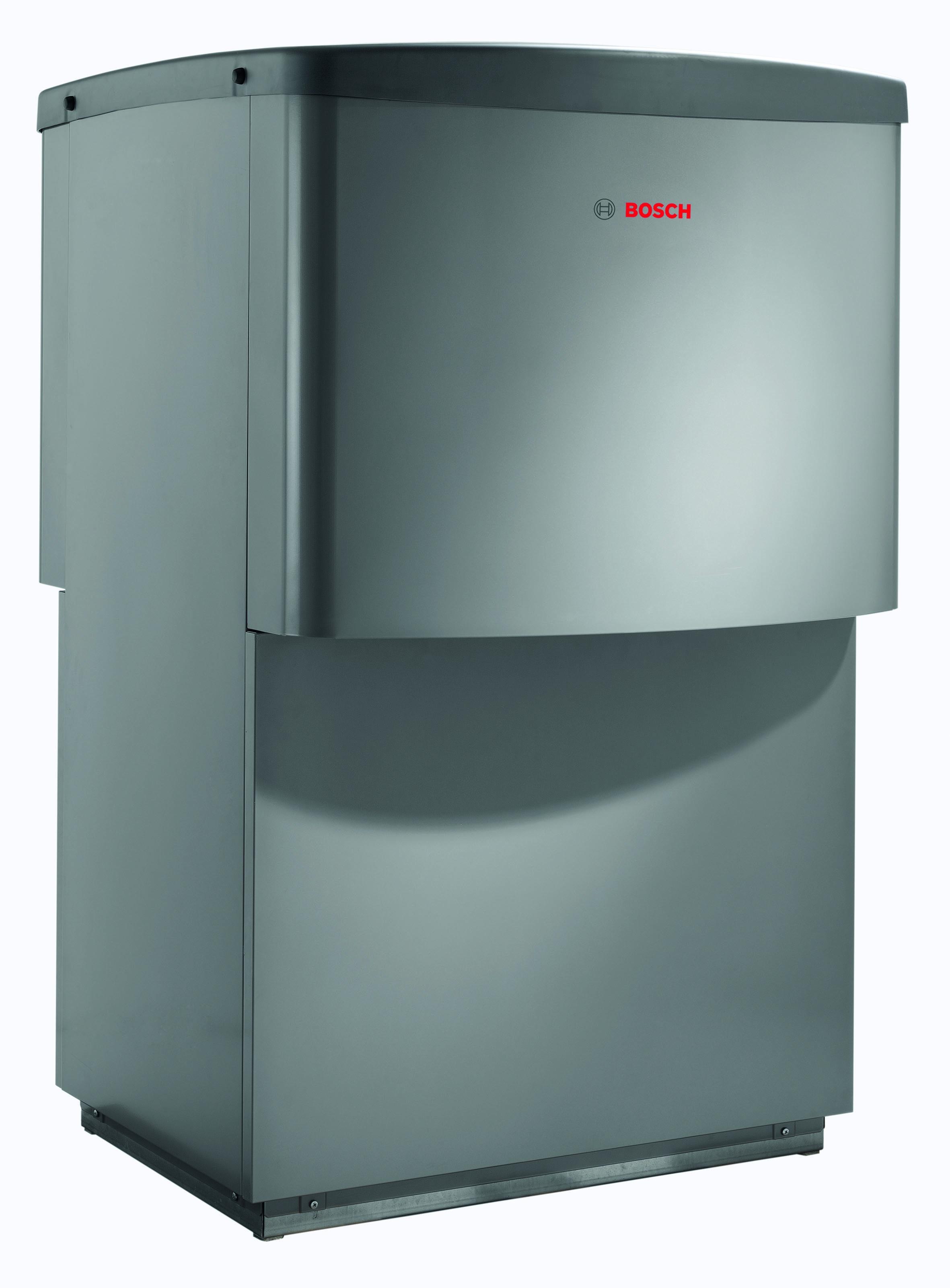 Ny lydsvag luft/vand varmepumpe fra Bosch