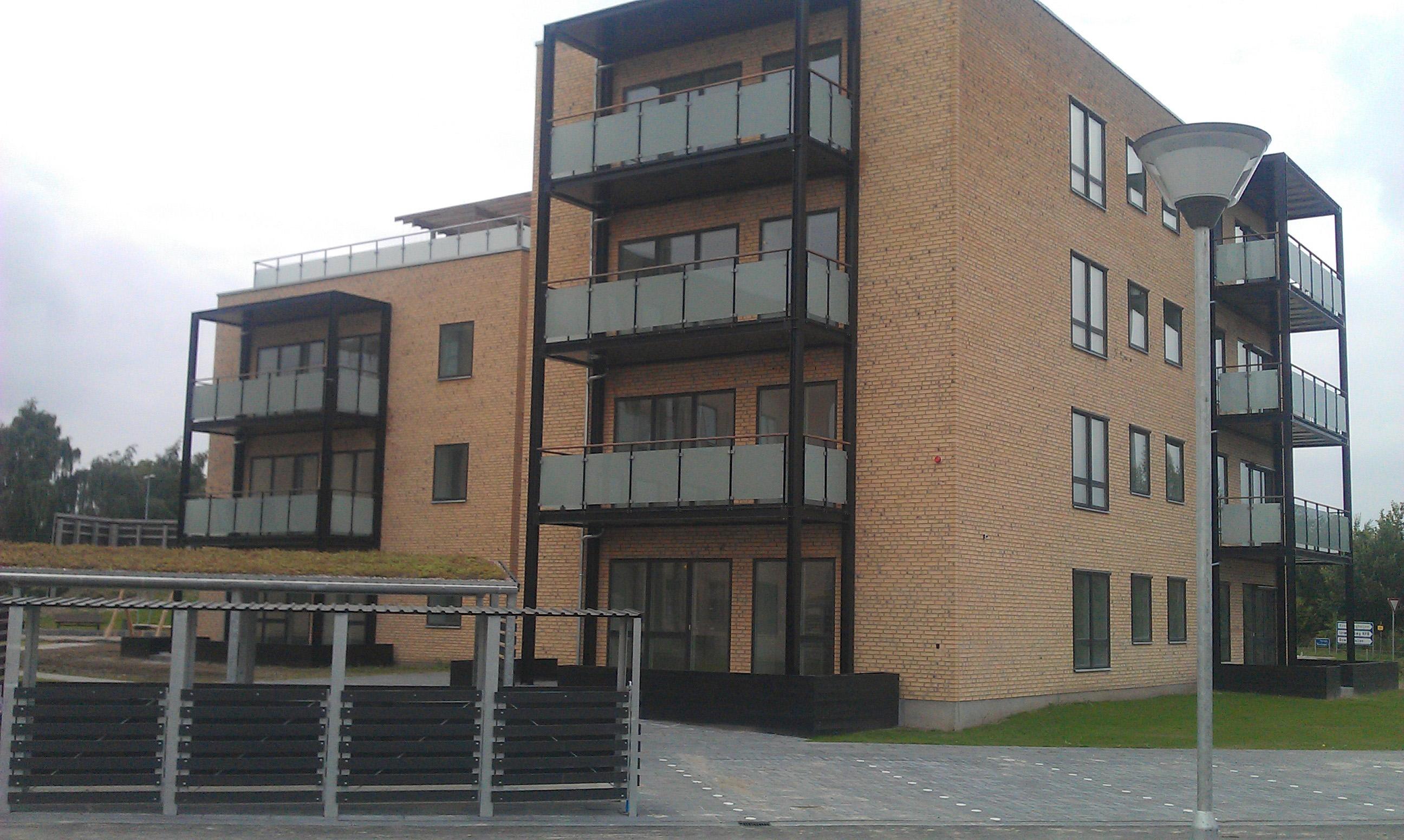 Nordens største passivhusprojekt til boliger i Køge