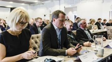 Fem finalister dyster om Facility Management Prisen