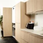 Nyt ventilationsanlæg til skabsmontage