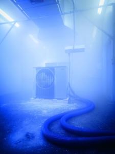 Ny varmepumpe holder varmen i minus 25 grader