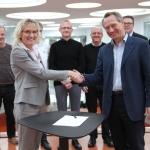 Syddansk Universitet og Schneider i strategisk samarbejde
