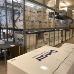 AAF/Dinair klar til at modtage kunder i ombyggede lokaler