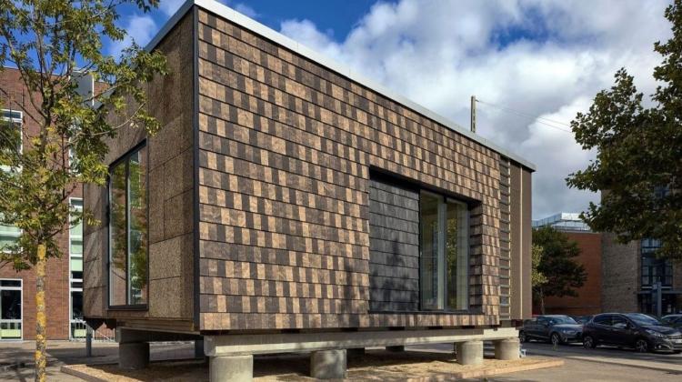 Oplev fremtidens cirkulære byggeløsninger i nyt demohus