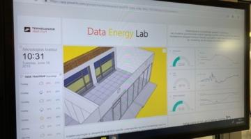 Data skal nedbringe bygningers brug af sort energi