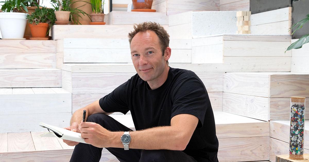 Anders Lendager på Building Green: Ingen bæredygtighed uden fællesskaber.