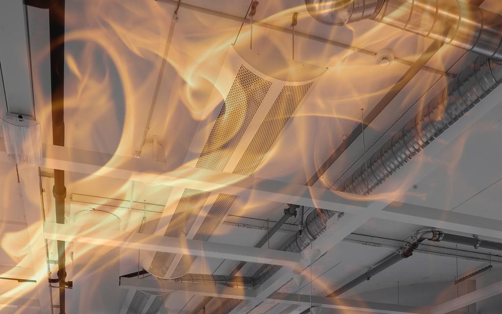 Lindab har som den første producent fået stemplet på den nye brandnorm