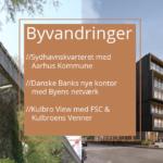 Byvandringer og inspirationsture i Aarhus til Building Green