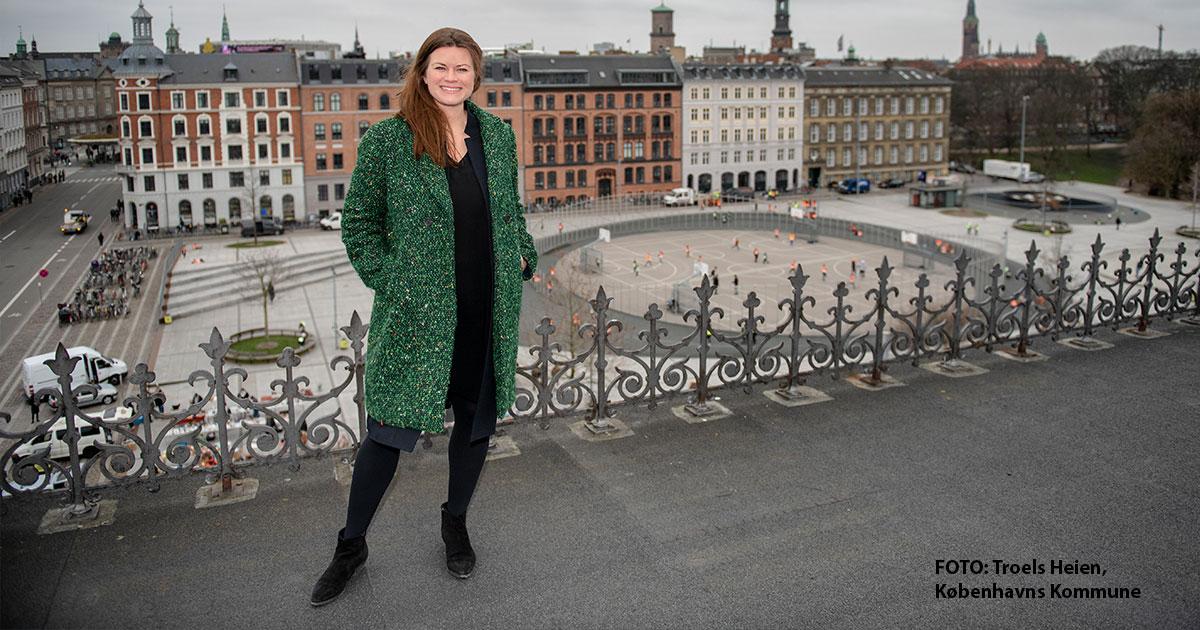 Camilla van DEurs åbner Building Green med en tale om bæredygtighed og fællesskab i København