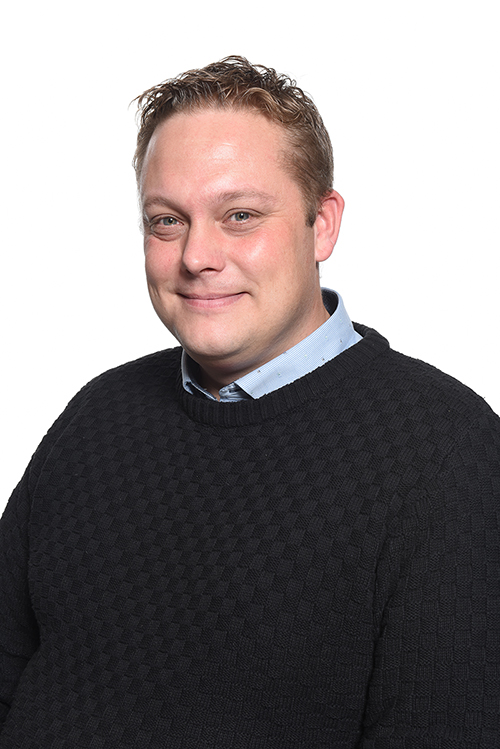 Claus Kristiansen - ny salgsingeniør hos Lindab