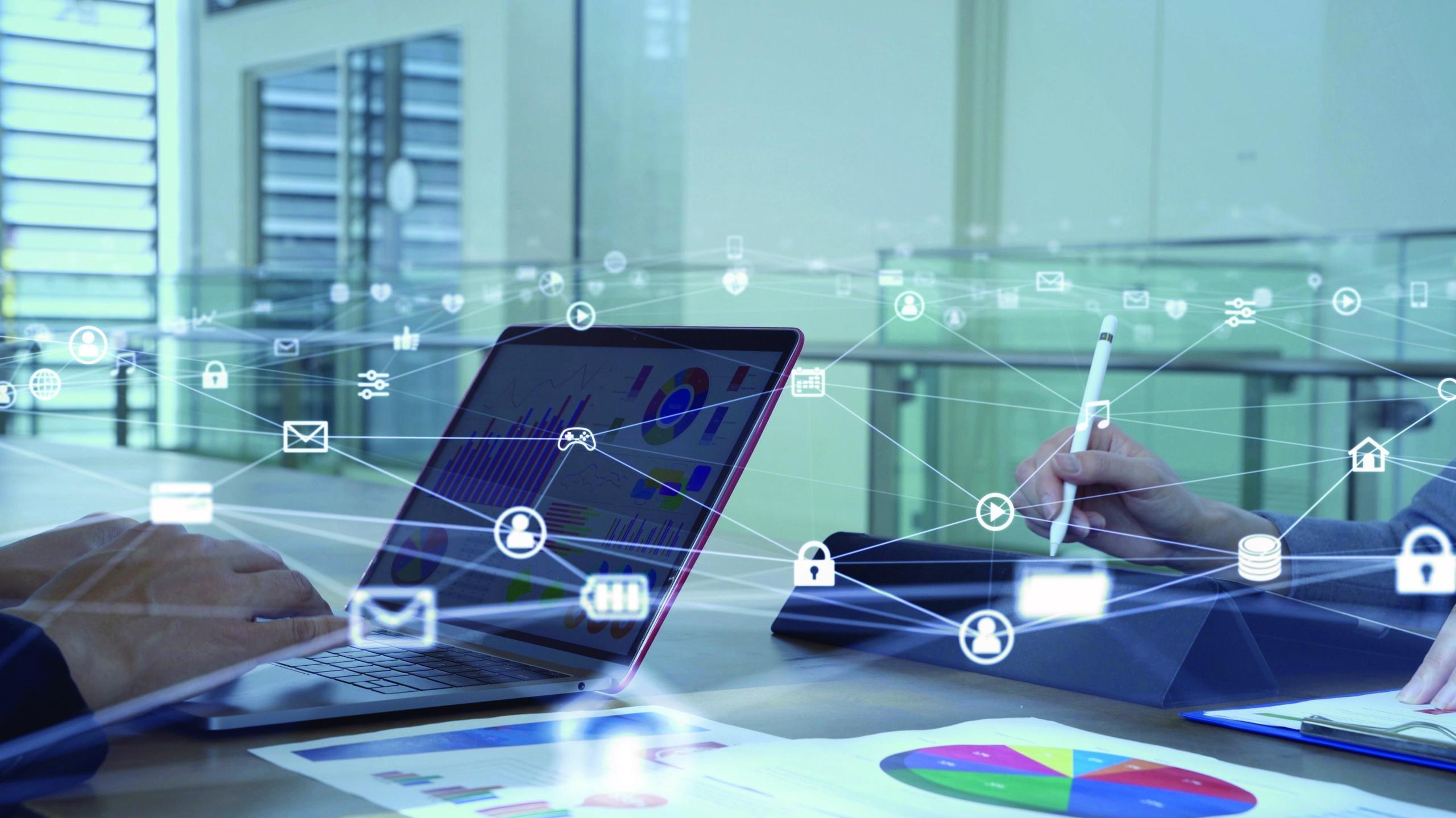 Michael Thode uddyber om digitale services i blogindlægget