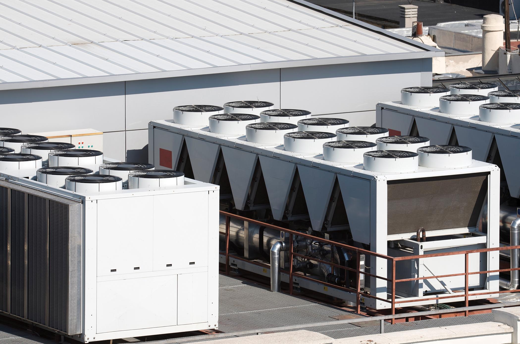 Der er store energibesparelser at hente ved energioptimering af komfortkøling