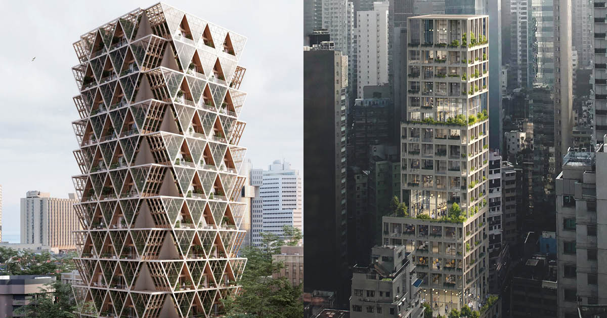 Oplev nye projekter på Building Green - The Farmhouse og The Urban Village Project