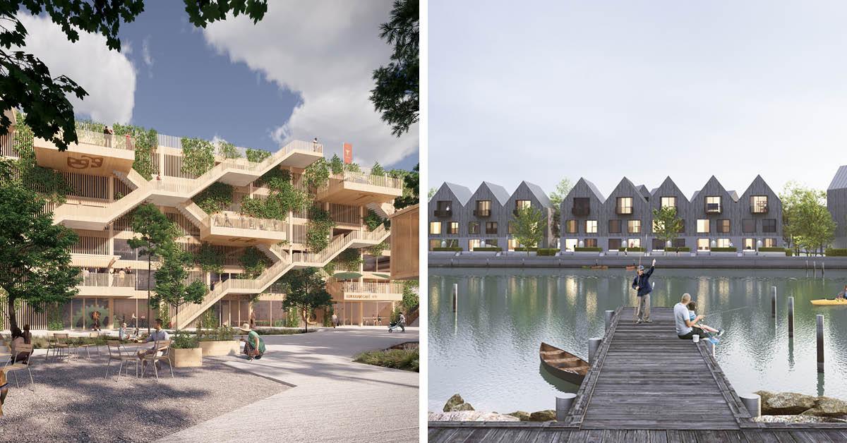 Building Green sætter fokus på nye bæredygtige projekter i Aarhus-området