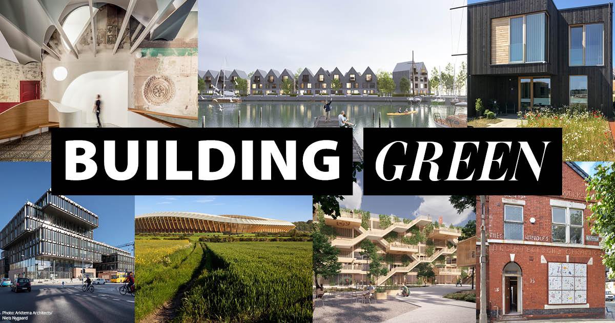 Building Green lancerer årets program til Aarhus, der går i dybden med bæredygtige valg
