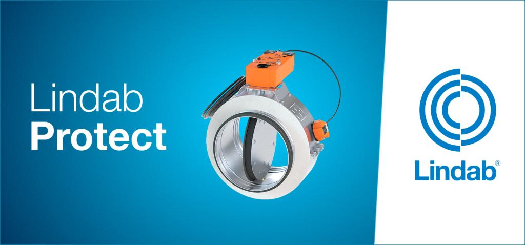 Lindab Protect - Brandbeskyttelse i ventilationer