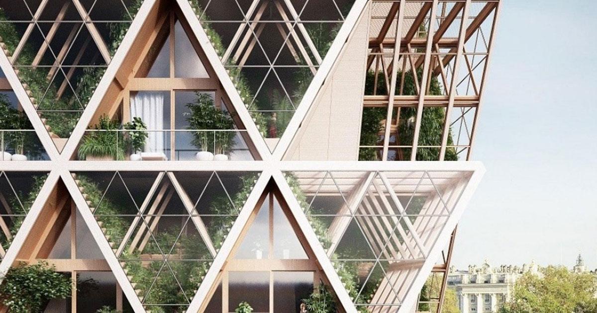 Unge arkitekt vil revolutionere byerne. Chris Precth og EFFEKT taler på Building Green.