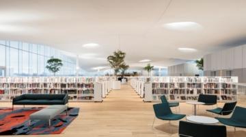 Gedigent håndværk hæver barren for nyt bibliotek i Helsinki