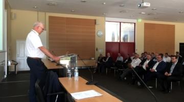 Sidste omgang for Veltek-formand Claus Witt