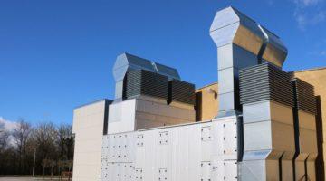 Innovativt ventilationskoncept sikrer store energibesparelser