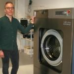 KE Fibertec introducerer vaskeservice