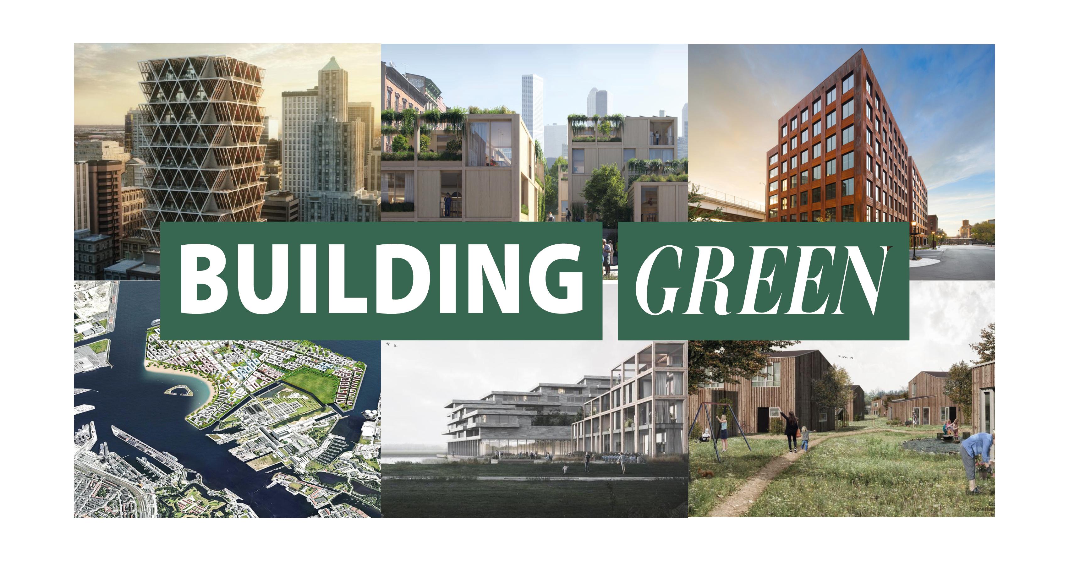 Building Green lancerer det største program til dato