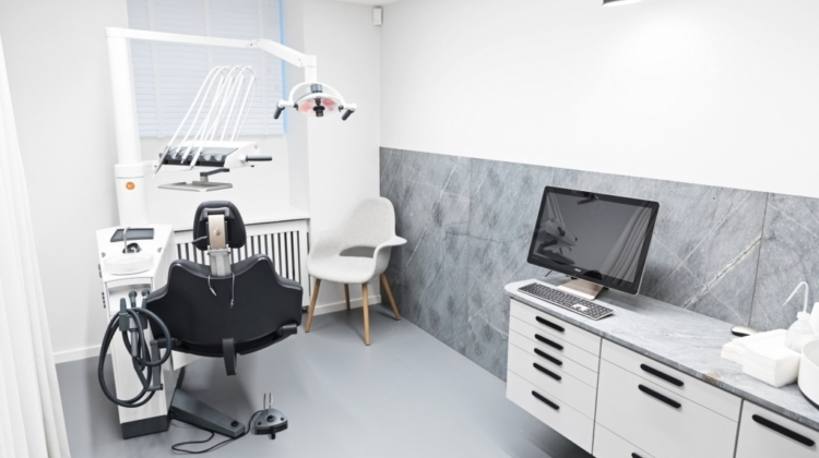 "Henning Larsen og VVS Jess skaber ""Danmarks flotteste tandklinik"""