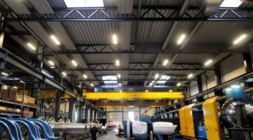 Slut med polarkulde og træk i Maskinfabrikken Nordmark